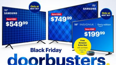 Photo of Black Friday Best Buy ad 2019: Huge savings on popular products