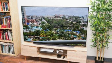 Photo of LG drops 65-inch OLED TV to less than $2,000 before Black Friday
