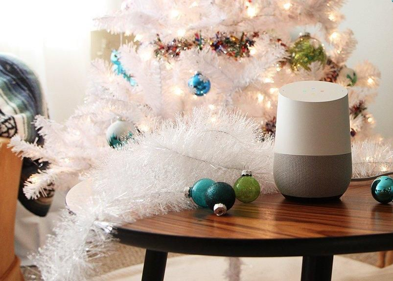 google-home-christmas