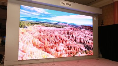 Photo of CES 2020 day 1 live: Giant Samsung TVs, foldable laptops, cat robots and more