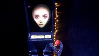 Photo of Weird Tim Burton traces will stay put in their neon graveyard
