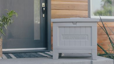 Photo of Yale's smart storage and delivery lineup secures your stuff