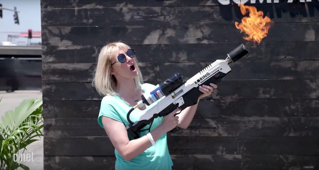 boring-company-flamethrower-ashley-esqueda-cnet-2