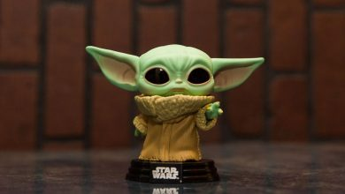 Photo of Baby Yoda Funko, animatronic toy and more Star Wars merch debuts