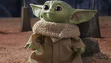 Photo of The top Baby Yoda merch on Amazon so far