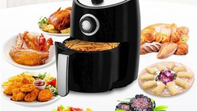 Photo of Make healthy 'fried' snacks with this $20 air fryer