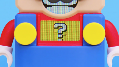 Photo of What the heck are Nintendo and Lego making?