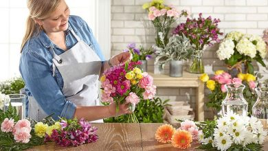 Photo of Don't leave the house to get Easter flowers, save 20% when you order online