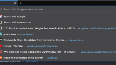 Photo of Firefox boosts address bar in latest update