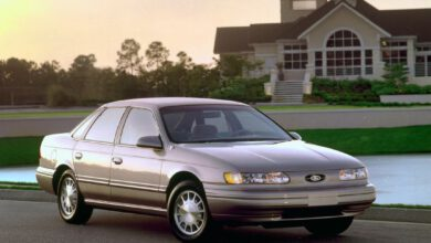 Photo of 10 best-selling cars, trucks and SUVs of 1995
