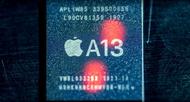 Apple's A13 processor in the iPhone 11, 11 Pro, and 11 Pro Max