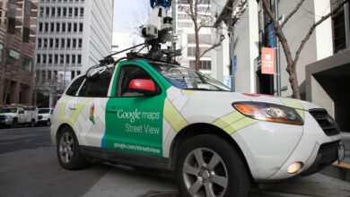 Photo of New facts zooms in on air air pollution mapped by Google Road Check out vehicles