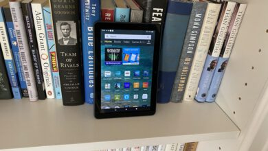 Photo of Amazon's new Fire HD 8 tablets are already on sale, starting at $60