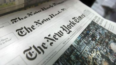 Photo of Apple News loses New York Periods written content