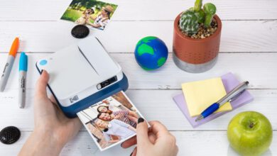 Photo of Enter for your prospect to gain a Kodak Smile Classic Instant Print Electronic Camera*