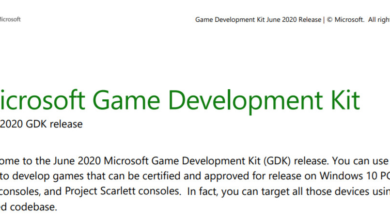 Photo of Leaked Microsoft doc hints at second subsequent-gen Xbox