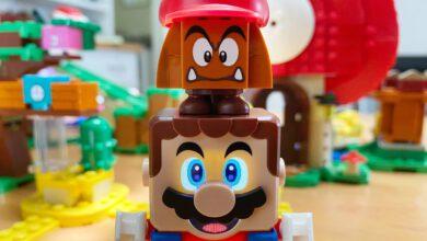 Photo of Lego Super Mario is a real-life Super Mario Maker