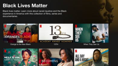 Photo of Netflix showcases flicks and collection on the black experience