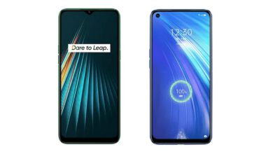 Photo of Realme 5i, Realme 6 Value in India Greater by Rs. 1,000