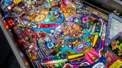 Photo of Teenage Mutant Ninja Turtles pinball appears to be like like a radical blast of '90s nostalgia