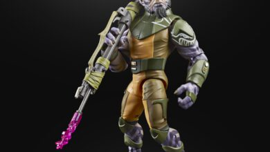 Photo of Hasbro&#039s Black Collection adds Zeb from Star Wars Rebels