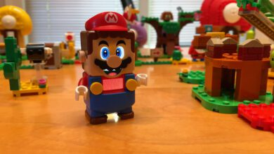 Photo of We engage in Lego Tremendous Mario: Nintendo will come to lifetime in bricks video clip