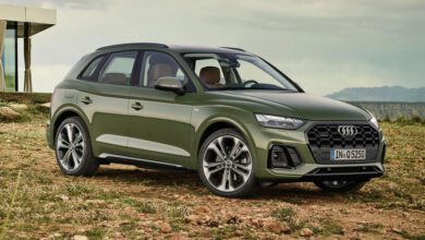Photo of 2021 Audi Q5 sharpens its design and style, adds a plug-in hybrid