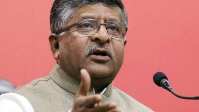 Photo of chinese applications: Ravi Shankar Prasad urges Indian startups to develop 'Made in India' apps – Most current Information