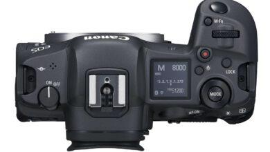 Photo of Canon announces the EOS R5, an 8K-shooting pro mirrorless camera