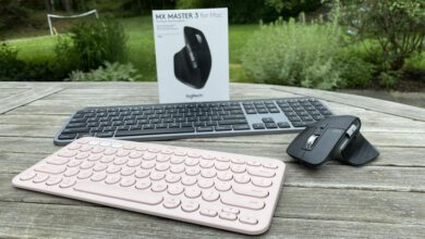 Photo of Logitech adds Apple versions of its MX Master 3 mouse and MX Keys keyboard