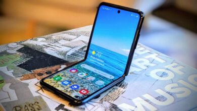 Photo of Samsung Galaxy Z Flip 5G leaks ahead of envisioned Unpacked debut