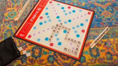 Photo of Scrabble bans racial and ethnic slurs from the board game
