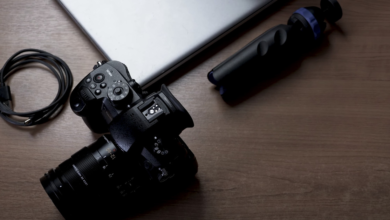 Photo of Panasonic's hacky mirrorless digital camera webcam option is now offered on Macs