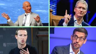 Photo of Tech giants Fb, Google, Apple and Amazon to confront Congress