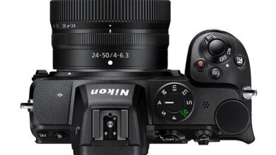 Photo of The Nikon Z5 is an entry-level full-frame mirrorless camera for $1,399