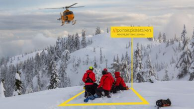 Photo of This digital location tech could help emergency crews find you in the wilderness