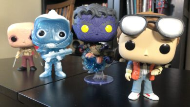 Photo of We unbox Marty McFly and other mystery Funko Pops made for Comic-Con 2020