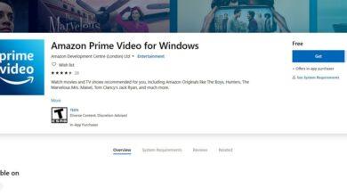 Photo of Amazon Key Video clip launches Home windows 10 desktop application
