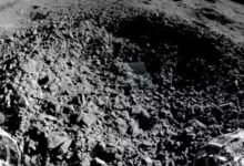 Photo of Abnormal Gel-Like Compound on Moon Finally Identified: Review