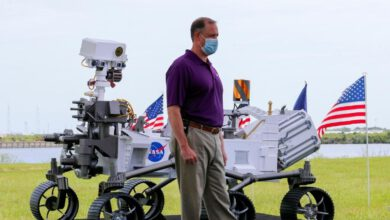 Photo of NASA's Mars Rover Perseverance Poised for Start Now