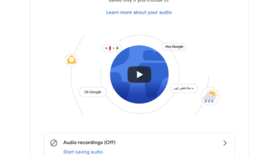 Photo of Here's what Google's sophisticated privateness e-mail about audio is actually about