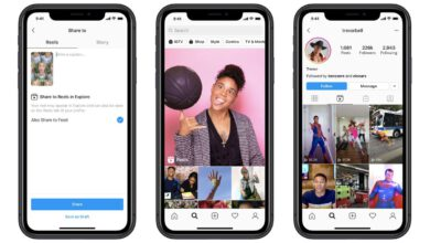 Photo of Instagram launches Reels, its endeavor to retain you off TikTok