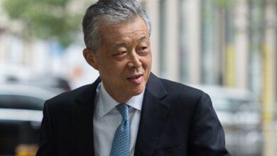 Photo of Chinese embassy demands Twitter probe following ambassador account likes porn tweet