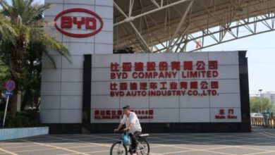 Photo of BYD Business: Experience-hailing company Didi, BYD to launch co-created electric powered car – Hottest News