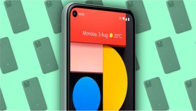Photo of Google Pixel phone 'designed for economic downturn'