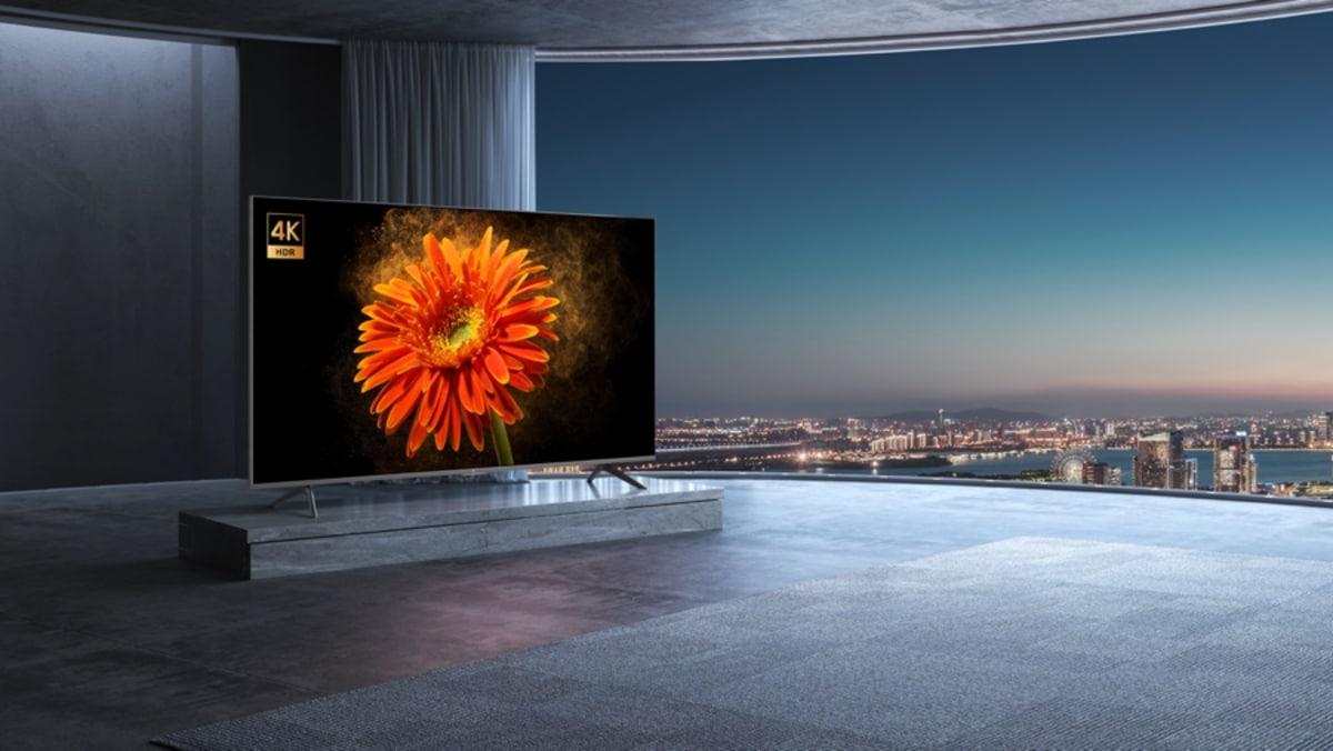 mi tv lux 4k Mi TV Lux 4K