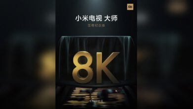 Photo of Mi Television set Master With 8K Resolution, 5G Assistance Launching September 28