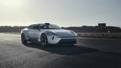 Photo of The Polestar Principle, an electric sedan powered by Android, is going into creation