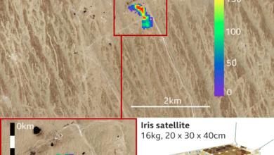Photo of Satellite achieves sharp-eyed watch of methane