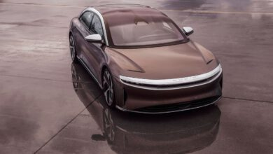 Photo of The Lucid Air is a luxury electric sedan with the speed and power to rival Tesla